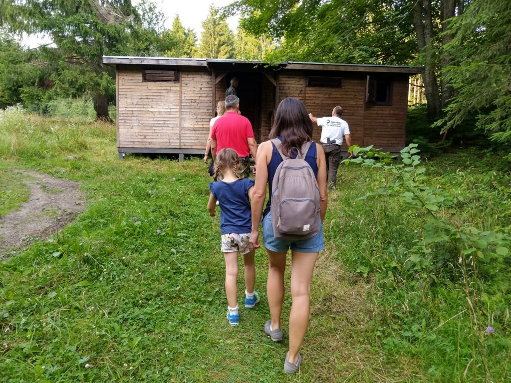 Travelling with children in Romania
