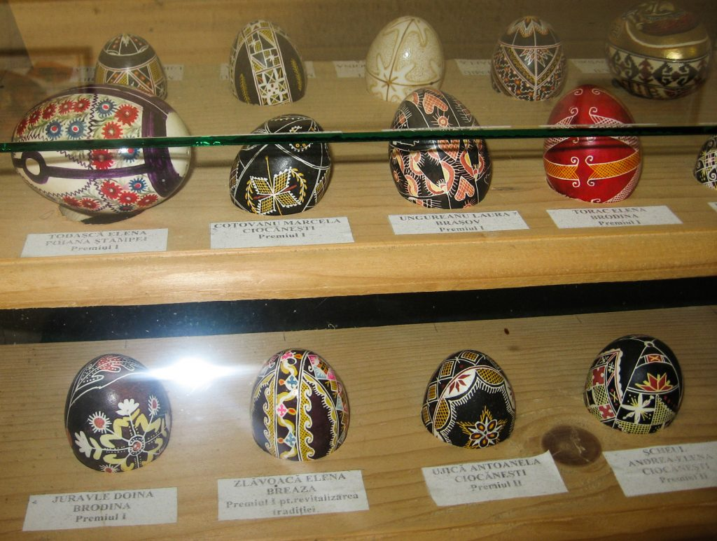 Museum of painted eggs