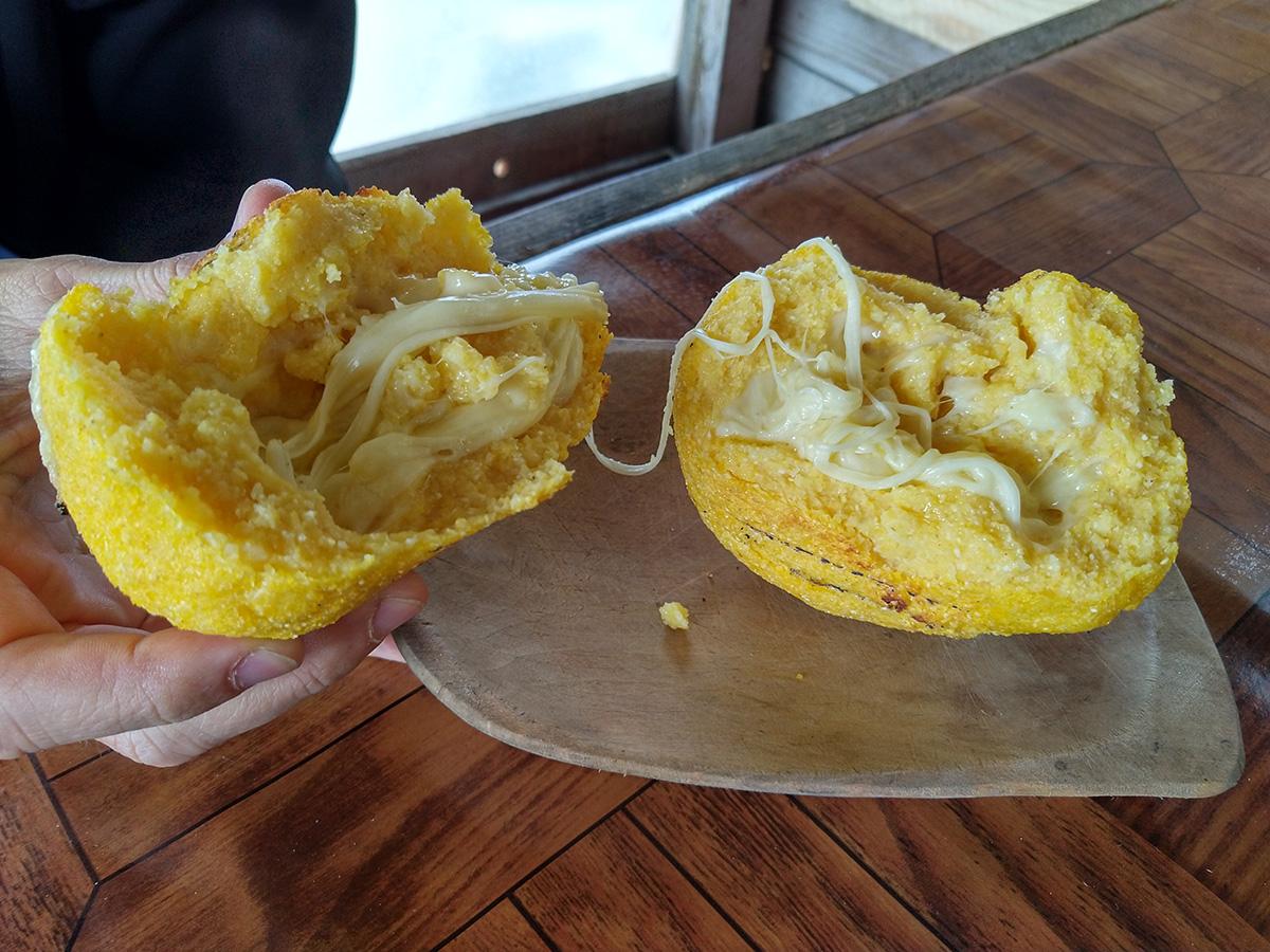 Cheese melting